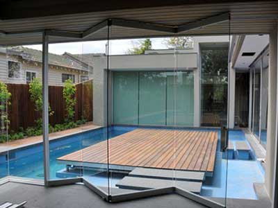 Frameless Stacking Doors For All Your Frameless Glass Needs